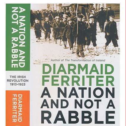 """Book Cover of """"A Nation And Not A Rabble"""""""