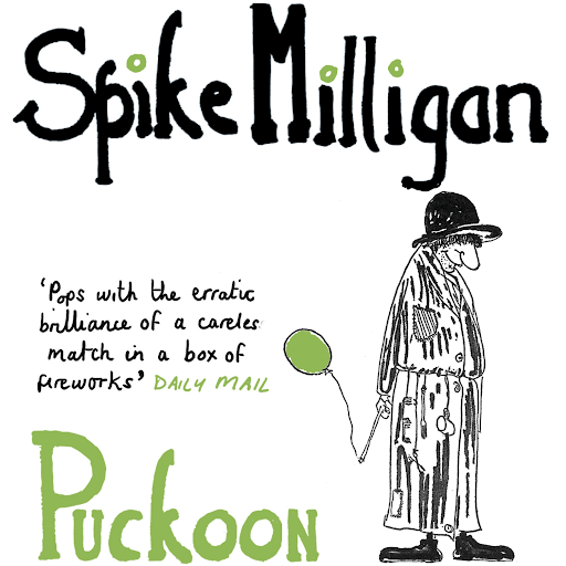 """""""Puckoon"""" cover art"""