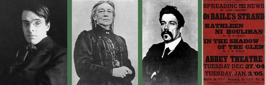 Yeats, Gregory, Synge