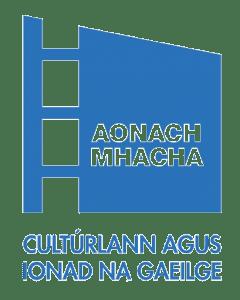 Aonach Mhacha logo