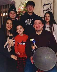 Sullivan Squad family band