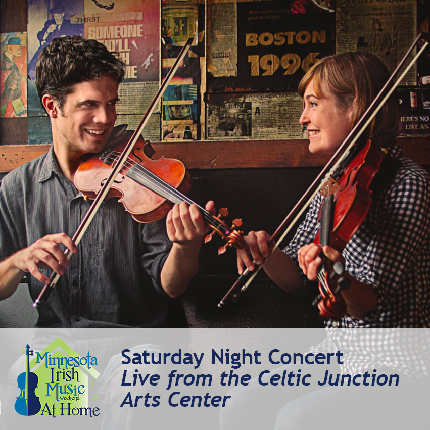 MIM @ Home Saturday Night Concert promo image