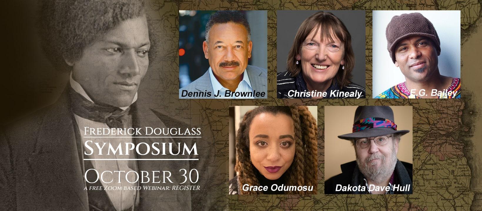 Frederick Douglas Seminar promo image
