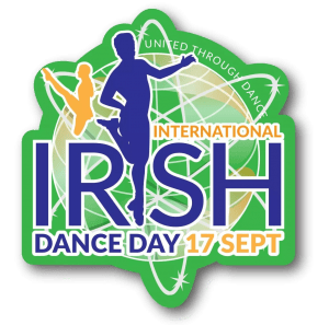 International Irish Dance Day logo