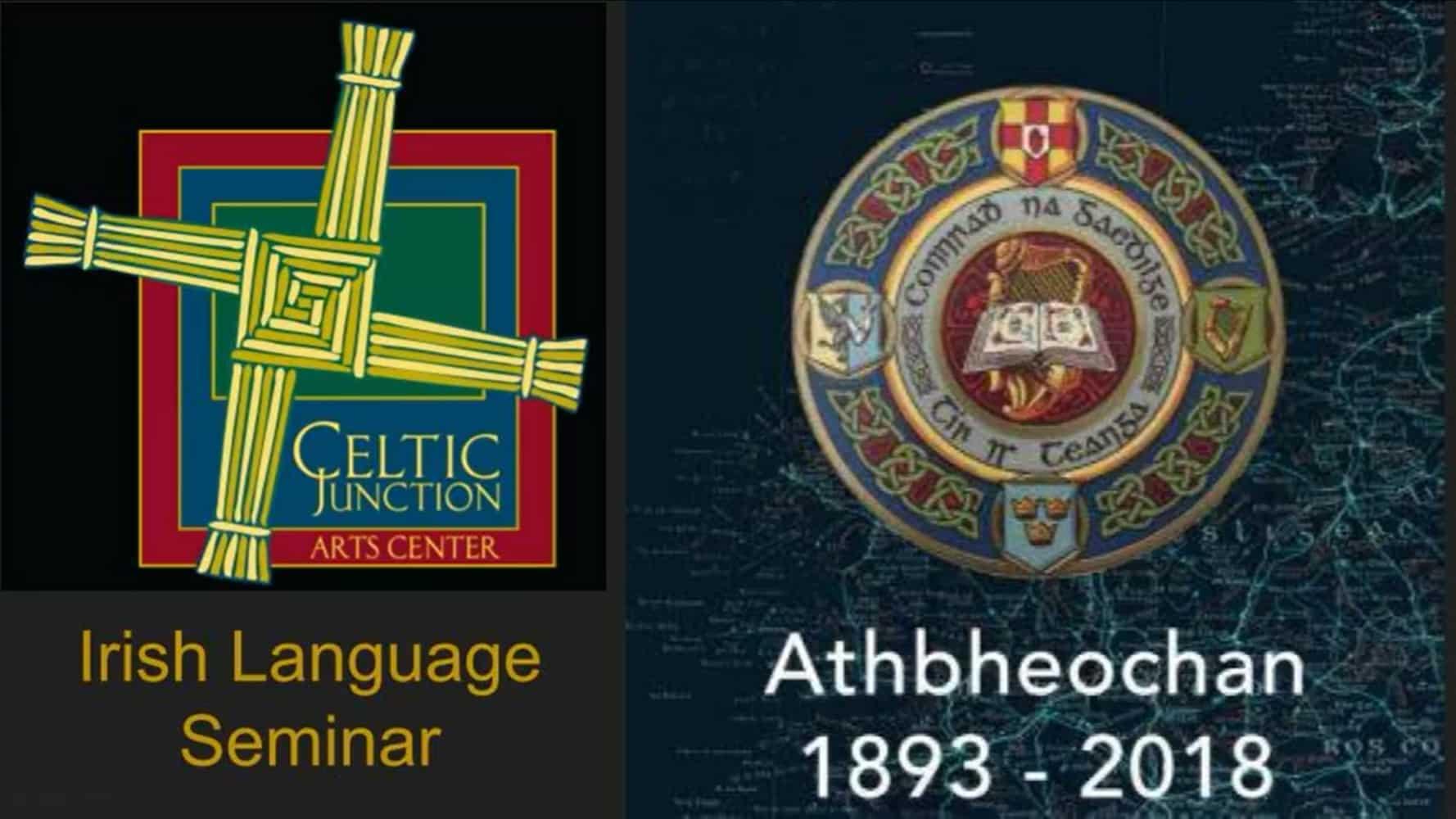 Irish Language Seminar promo image