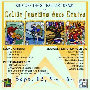 St. Paul Art Crawl 2021 promo image