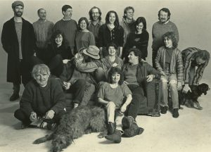 Photo of Na Fianna theater group