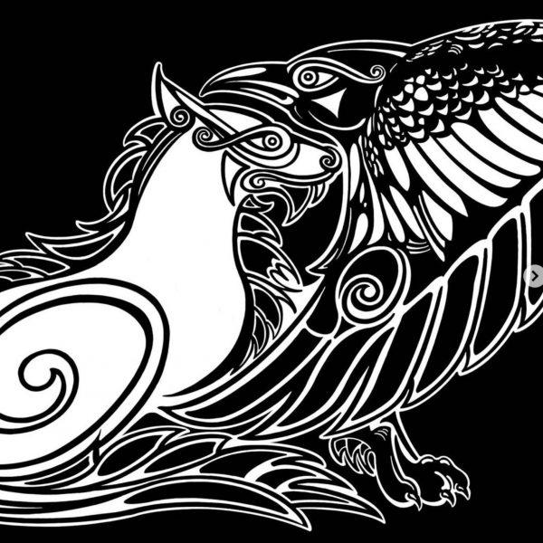 Drawing Celtic, Norse, and Indigenous Mythology