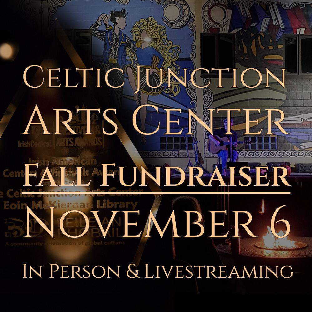 Promo image for 2021 fall fundraiser