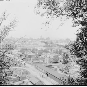 Saint Paul From Across The River 1902