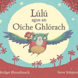 Lulu agus an Oíche Ghloach - book cover
